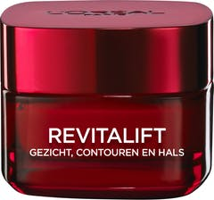 L'Oreal Paris Revitalift Crème 50 ml Gezicht, Contour En Hals