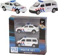 112 Politie Set 2 Dlg.