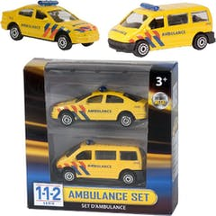112 Ambulance Set 2 Dlg.