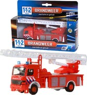 112 Brandweer+licht/gel. 1:43