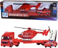 112 Brandweer Set 3 Dlg.