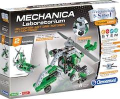 Clementoni Technologic Mechanica Helikopter 2 in 1