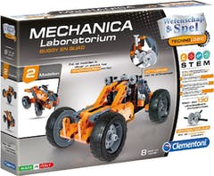 Clementoni Technologic Mechanica Buggy 2 in 1