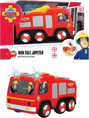 Brandweerman Sam Jupiter 14cm