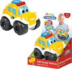 Clementoni Baby Interactive Jeep