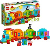 Lego 10847 Duplo First Trein