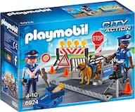Playmobil 6924 City Action Politieblokkade