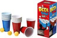 Beer Pong 20 Cups 6 Balls