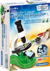Clementoni Wetenschap 1e Microscoop 8+