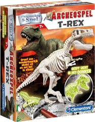 Clementoni Archeospel T-rex Fluor 7+