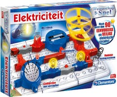 Clementoni Wetenschap Elektriciteit 8+