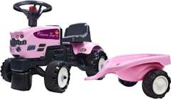 Falk Tractor Pink Set 1/3