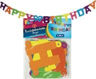 Letterslinger Happy Birthday