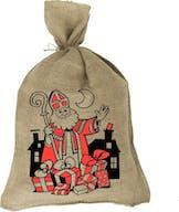 Sinterklaaszak Jute 50x80 Cm