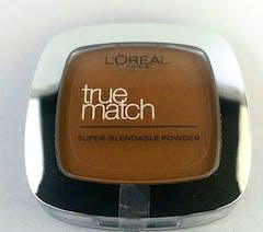 L'Oreal Paris Foundation True Match Powder D8 Golden Cappuccino