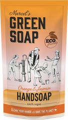 Marcel's Green Soap Handzeep 500 ml Sandelhout & Kardemon Navul Stazak