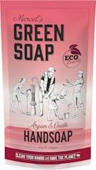 Marcel's Green Soap Handzeep 500 ml Argan & Oudh Navul Stazak