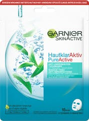 Garnier SkinActive Maske Tissue Tea Tree