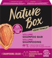 Nature Box Shampoo Bar 85 gram Almond