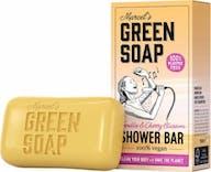 Marcel's Green Soap Shower Bar Vanilla & Cherry Blossom 150 gr