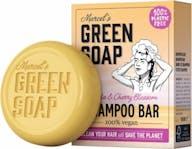 Marcel's Green Soap Shampoo Bar 90 gram  Vanilla & Cherry Blossom