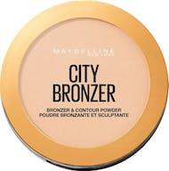 Maybelline Bronzer City 100 Light Cool
