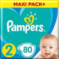 Pampers Active New Baby Luiers Maat 2 - 80 Luiers