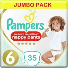 Pampers Premium Protection Pants Maat 6 - 35 Luierbroekjes
