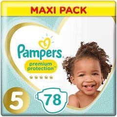 Pampers Premium Protection Große 5 - 78 Windeln
