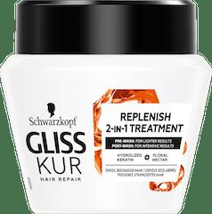 Gliss Kur Haarmasker 300ml Total Repair