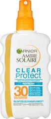 Ambre Solaire Clear Protect Refresh F20 Zonnespray