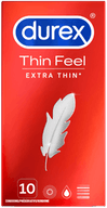 Durex Condooms Thin Feel Extra Thin  - 10 stuks