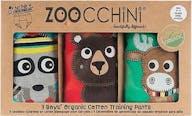 Zoocchini Trainingsbroekjes 3 Stuks Forest Boy 2-3 jaar