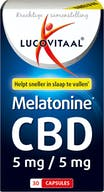 Lucovitaal CBD Melatonine 5mg 30 caps