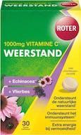 Roter Vitamine C Weerstand 1000 mg