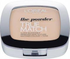 L'oreal Foundation True Match Powder C3 Rose Beige
