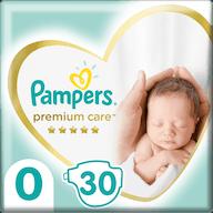 Pampers Premium Care Luiers Maat 0 - 30 Luiers
