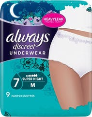 Always discreet inkontinenz slip m 9 stuck