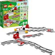 Lego 10882 Duplo Treinrails