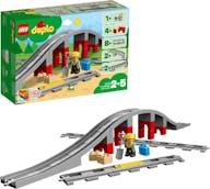 Lego 10872 Duplo Treinbrug en rail