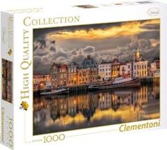 Clementoni Puzzel 1000 Dutch Dreamworld