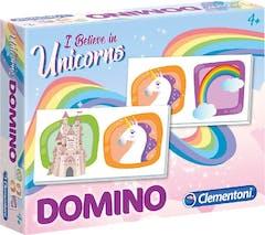 Clementoni Domino Unicorn