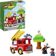 Lego 10901 Duplo Brandweerwagen