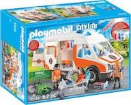 Playmobil 70049 City Life Ambulance