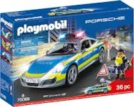 Playmobil 70066 Ciy Action Porsche 911 Politie