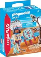Playmobil 70062 Special Plus Inheems Stamhoofd