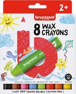 Bruynzeel Waskrijtjes 8st 2+