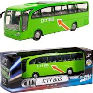 City travel bus