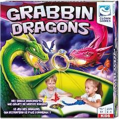 Clown Grabbing Dragons