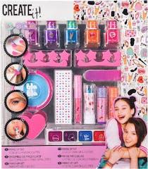 Create It! Make-up Set Color Changing/glitter set